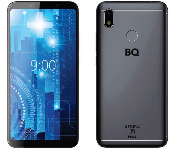 Премьера: Представлен недорогой смартфон BQ 5535L Strike Power Plus с аккумулятором на 5000 мАч и NFC