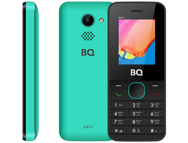 Премьера: Кнопочный телефон BQ 1806 Art+ оценили менее чем в тысячу рублей