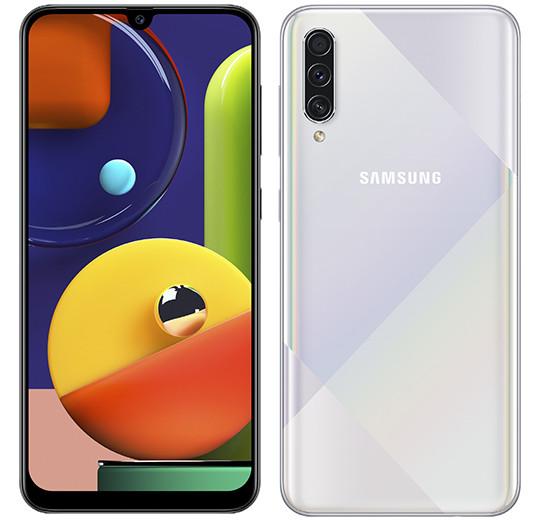 Премьера: Samsung выпустила смартфоны Galaxy A50s и A30s с аккумуляторами на 4000 мАч