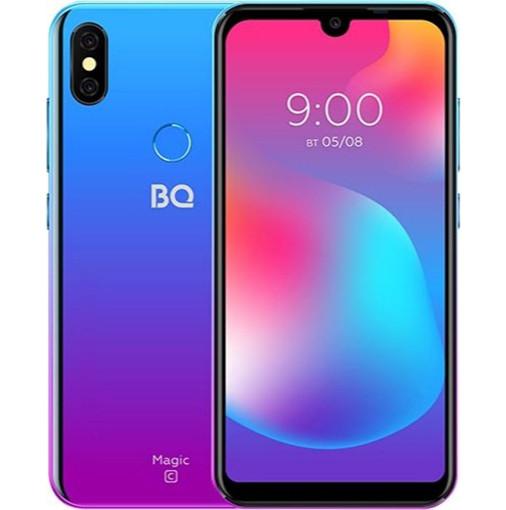 Премьера: Недорогой смартфон BQ 5730L Magic C получил NFC, HD-экран и градиентный корпус