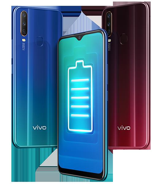 Премьера: В Россию приехал недорогой смартфон Vivo Y12 с тройной камерой и аккумулятором на 5000 мАч