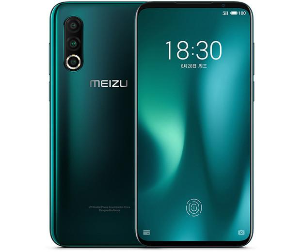 Премьера: Представлен флагманский смартфон Meizu 16s Pro с NFC, AMOLED-экраном и Snapdragon 855 Plus
