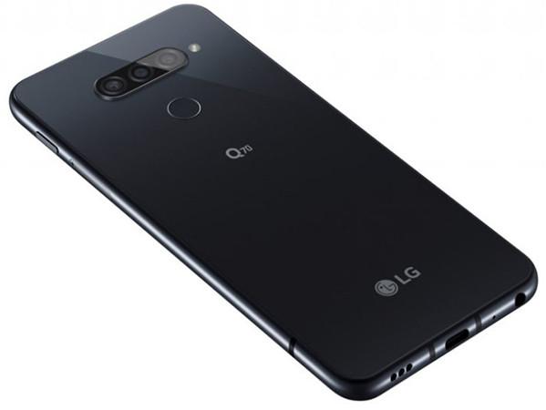 Премьера: Смартфон LG Q70 получил защиту от ударов, NFC-чип и аккумулятор на 4000 мАч
