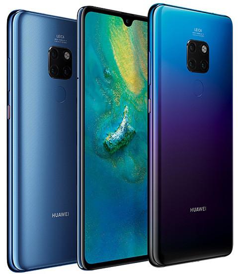Флагманский смартфон Huawei Mate 20 подешевел на 10 тысяч рублей всего на один день