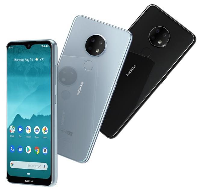 IFA 2019. Смартфоны Nokia 6.2 и Nokia 7.2 получили тройные камеры и стеклянные корпуса