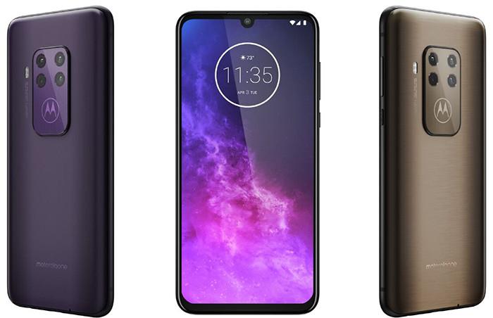IFA 2019. Смартфон Motorola One Zoom оснастили четверной камерой, OLED-экраном и батареей на 4000 мАч