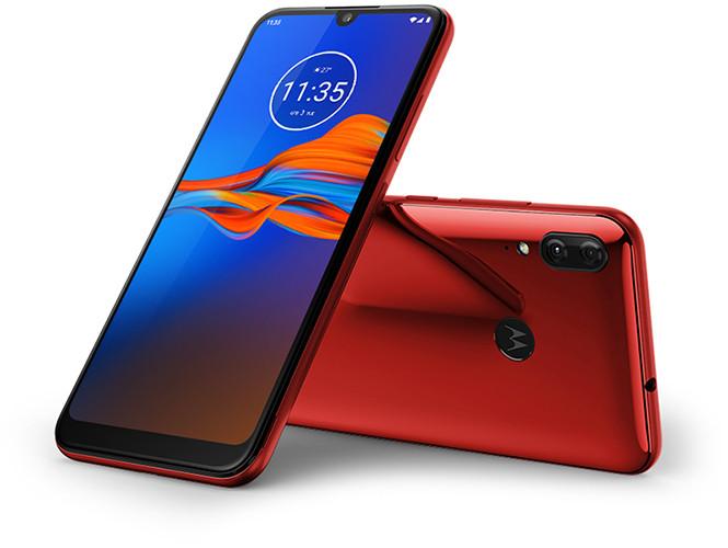 IFA 2019. Представлен дешевый смартфон Motorola Moto E6 Plus