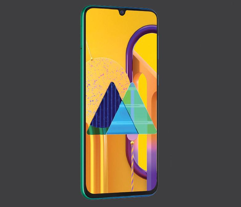 Премьера: Samsung представила недорогой смартфон Galaxy M30s с очень мощным аккумулятором – на 6000 мАч