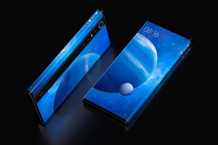 Премьера: Xiaomi показала смартфон Mi Mix Alpha с невероятным опоясывающим корпус экраном