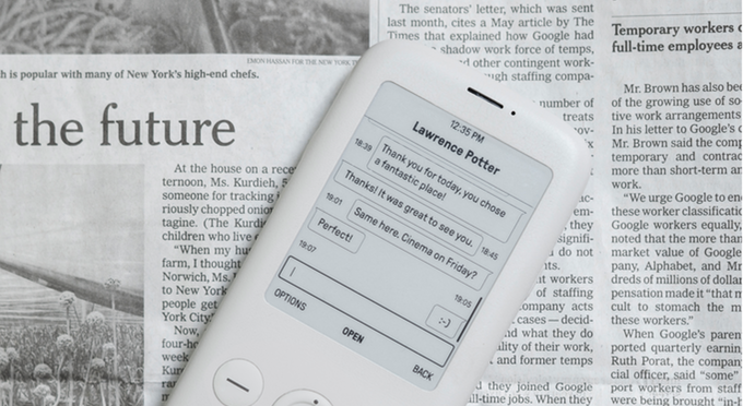 Создатель «Ведьмака» придумал крайне необычный кнопочный телефон с LTE и мощным аккумулятором