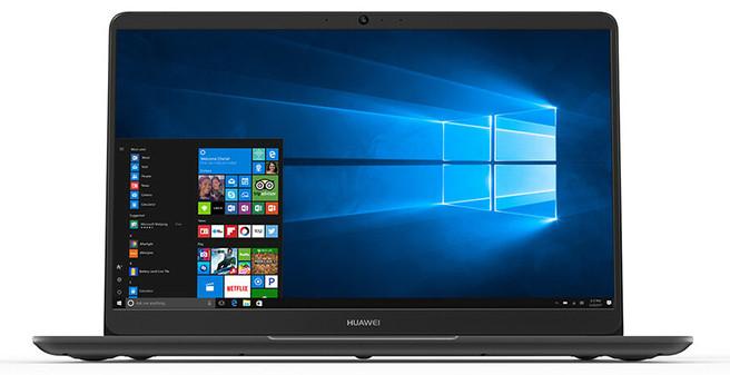Премьера: Huawei представила в России ноутбуки MateBook D с IPS-экранами и быстрой зарядкой