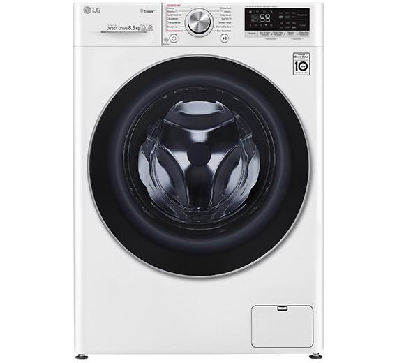LG привезла в Россию стиральные машины с искусственным интеллектом и Wi-Fi