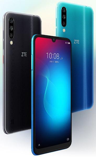 Премьера: Смартфон ZTE ценой около 7 тысяч рублей получил тройную камеру и батарею на 4000 мАч