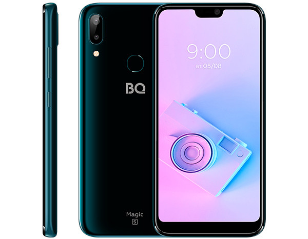 Премьера: Смартфон BQ 5731L Magic S с NFC и Full HD-экраном стоит менее 9 тысяч рублей