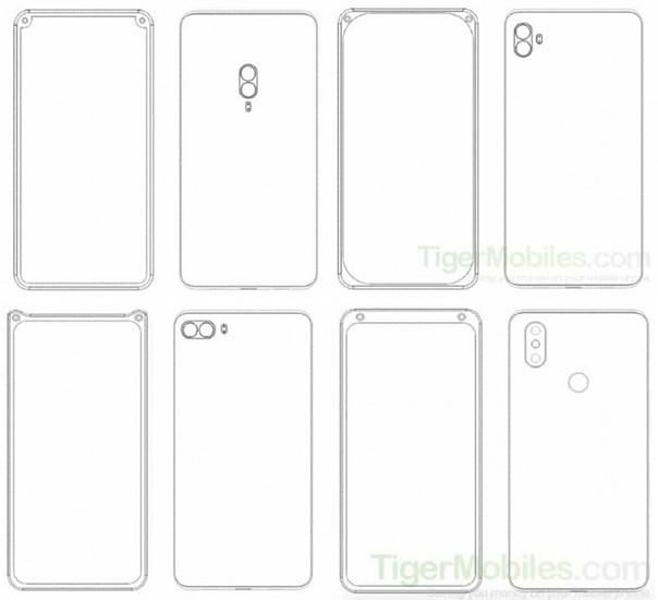 Xiaomi придумала очень странный смартфон с рожками