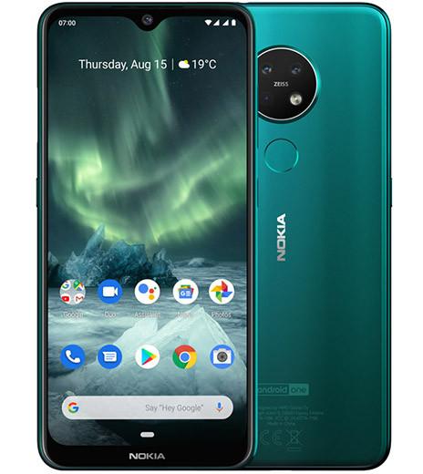 В Россию приехал стеклянный смартфон Nokia 7.2 с оптикой Zeiss, NFC и железом Qualcomm
