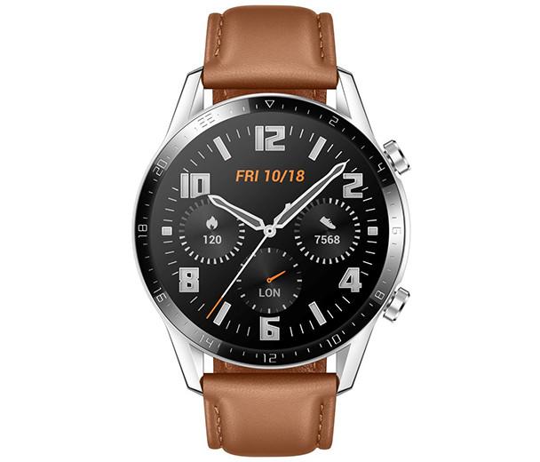 Премьера: Названа российская цена часов Huawei Watch GT 2 с батареей на две недели работы