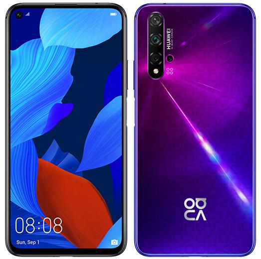 Премьера: В России представили смартфон Huawei Nova 5T – «бюджетный флагман» с квадрокамерой