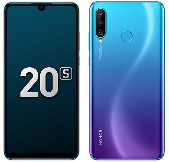 Премьера: В Россию приехал смартфон Honor 20S. И это снова перелицованная старая модель Huawei