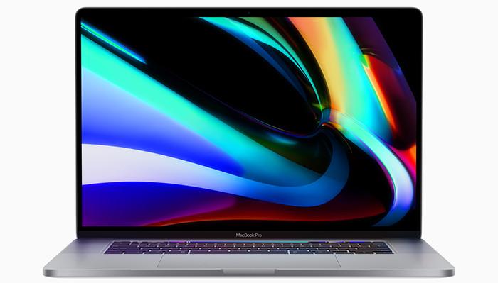 Премьера: Новый 16-дюймовый MacBook Pro может комплектоваться SSD на 8 Тбайт и процессорами с частотой до 5 ГГц