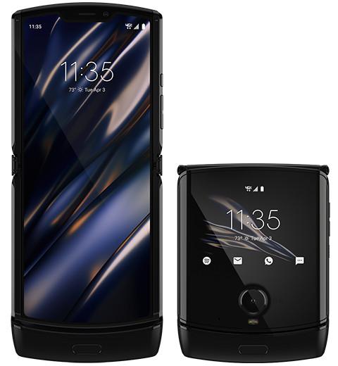 Премьера: Motorola возродила Razr и представила один из самых необычных смартфонов 2019 года
