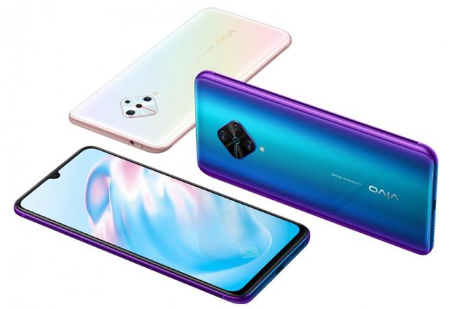 Vivo подарит смартфон за предзаказ новой модели Vivo V17 с AMOLED-экраном и NFC