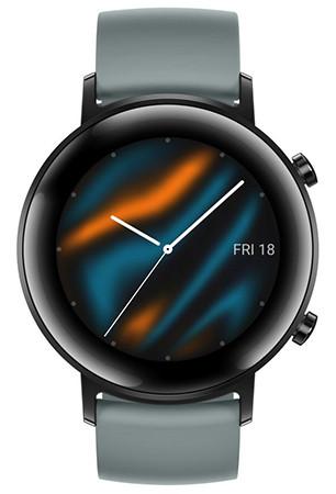 В России уже можно заказать компактную версию часов Huawei Watch GT 2 с батареей на неделю работы