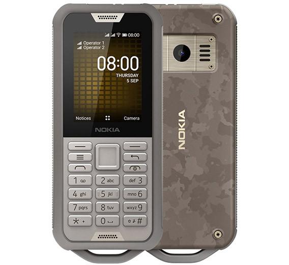 В России начались продажи кнопочного телефона Nokia 800 Tough с Wi-Fi, LTE, GPS и защитой от воды