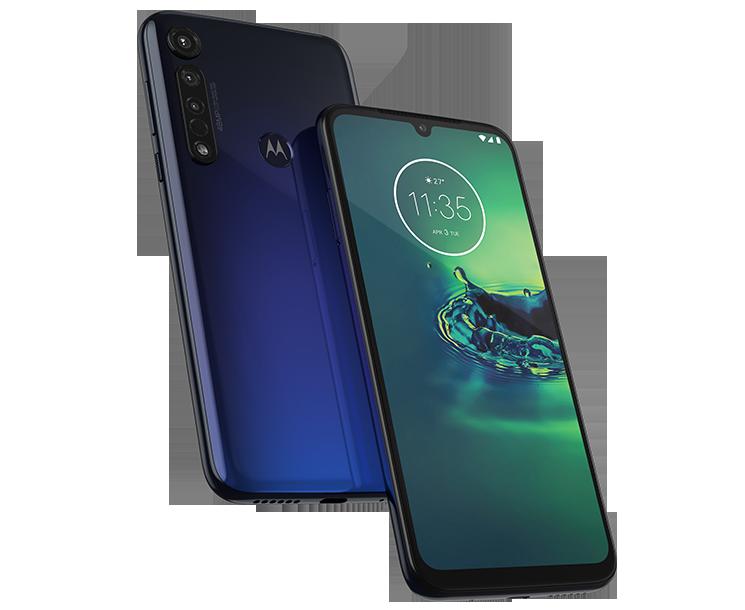 Motorola назвала российскую цену смартфона Moto G8 Plus с батареей на 4000 мАч. Аппарат оказался неожиданно дешевым
