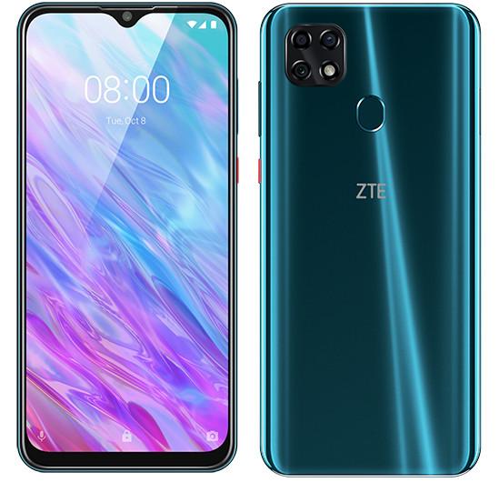 Премьера: ZTE привезла в Россию смартфон за 12 тысяч рублей с большим экраном, NFC и аккумулятором на 5000 мАч