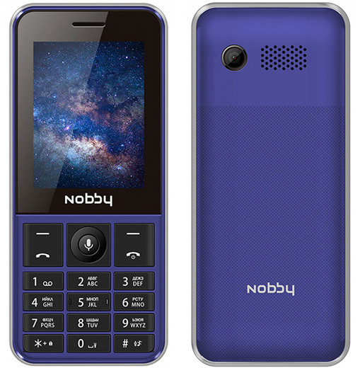 В России начались продажи кнопочного телефона Nobby 240 с LTE, Wi-Fi и WhatsApp. И он даже дешевле, чем ожидалось