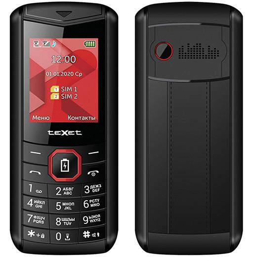 Премьера: В России представили кнопочный телефон с мощной батареей и функцией внешнего аккумулятора