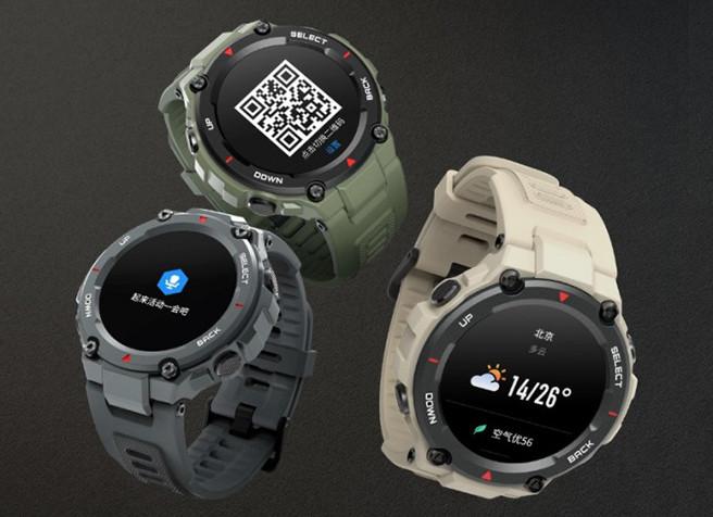 Amazfit показал неубиваемые часы с батареей на три недели работы и уникальную беговую дорожку с экраном как у телевизора