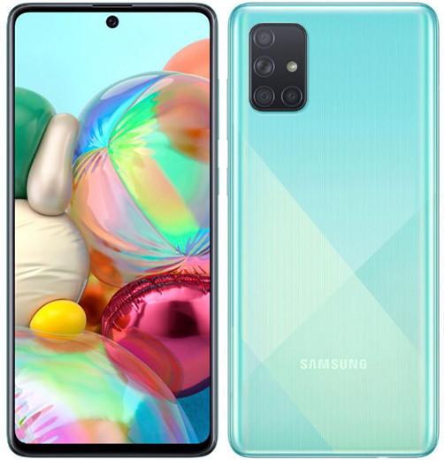 Раскрыта российская цена смартфона Samsung Galaxy A71 с огромным экраном, мощным аккумулятором и камерой на 64 мегапикселя