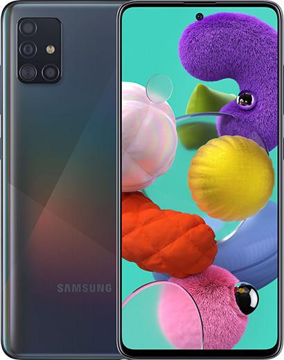 В России наконец-то начались продажи Samsung Galaxy A51 – наследника самого популярного смартфона в России