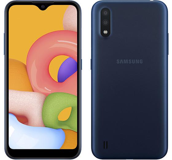 Названа российская цена самого дешевого смартфона Samsung 2020 года – Galaxy A01