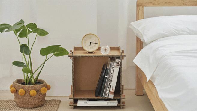 Samsung научит людей превращать коробки от телевизоров в домики для кошек и журнальные столики