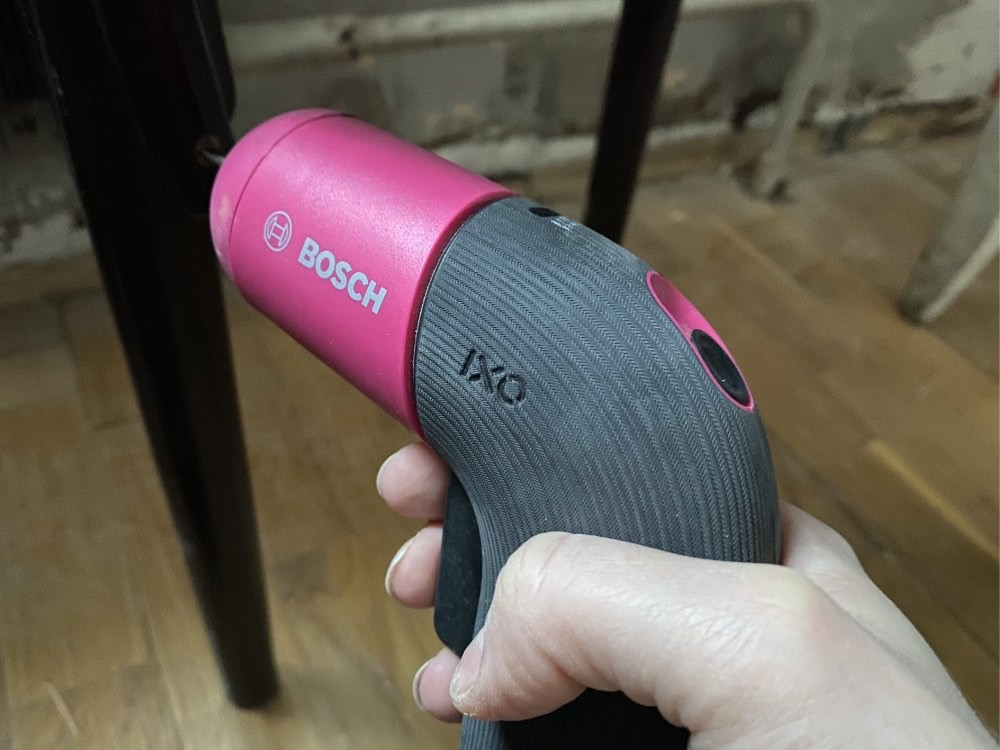 Bosch IXO 6 Colour Edition