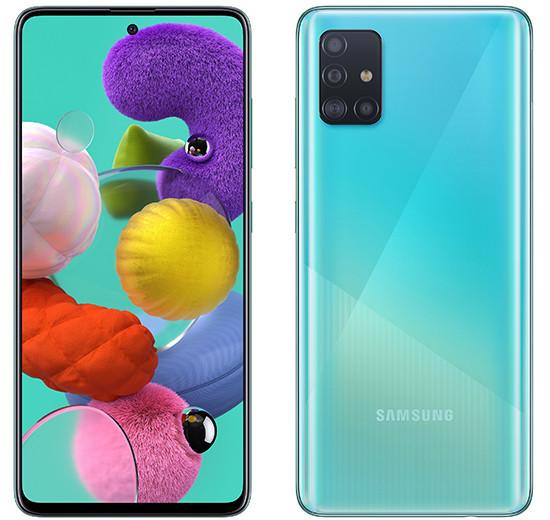 Раскрыты сроки начала российских продаж Samsung Galaxy A51 – наследника самого популярного смартфона 2019 года