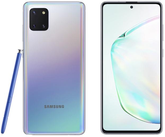 Премьера: Samsung представила «дешевые флагманы» Galaxy Note 10 Lite и Galaxy S10 Lite и назвала их российские цены