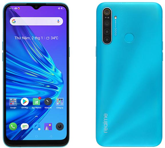 Премьера: Китайский смартфон ценой менее 7 тысяч рублей получил огромный экран и батарею на 5000 мАч