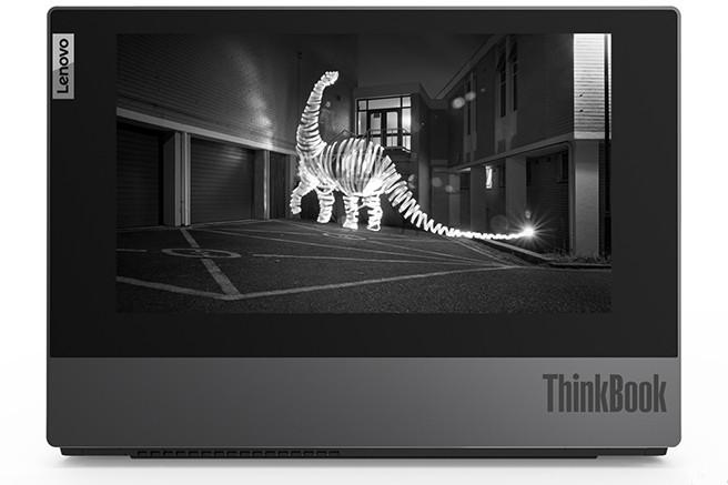 Lenovo встроила электронную книгу в ноутбук. Получилось что-то очень странное и необычное