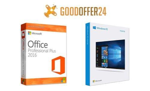 Покупаем Windows 10 и пакеты Microsoft Office с большой скидкой
