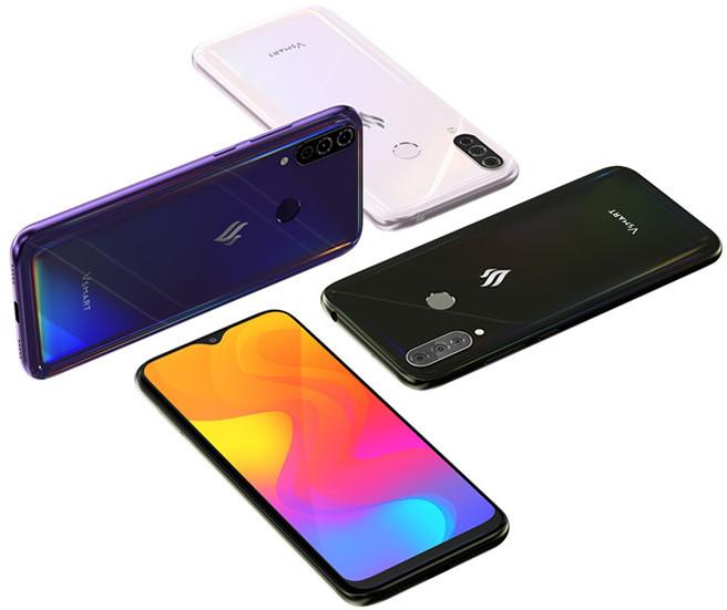Премьера: Новый для России бренд представил смартфон за 5 тысяч рублей с батареей на 5000 мАч и огромным экраном