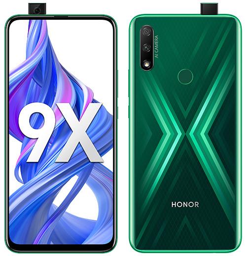 В Россию приехала новая версия недорогого смартфона Honor 9X. И она очень симпатичная