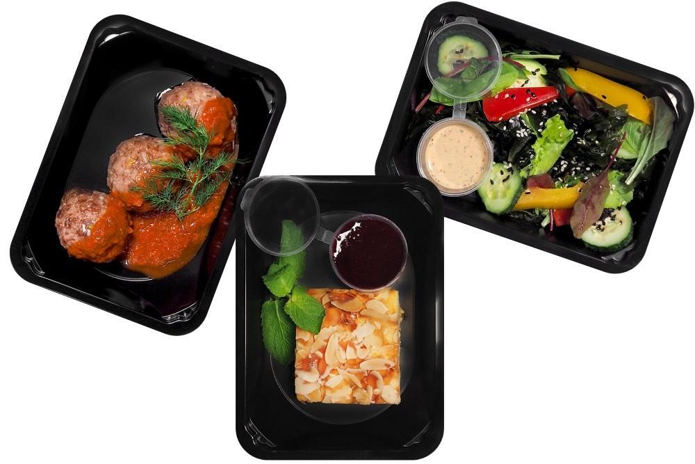 Доставка еды для похудения в новосибирске