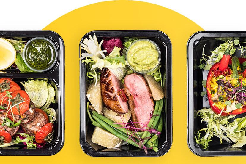 Диета на дом: Сколько стоит похудеть с сервисами доставки еды