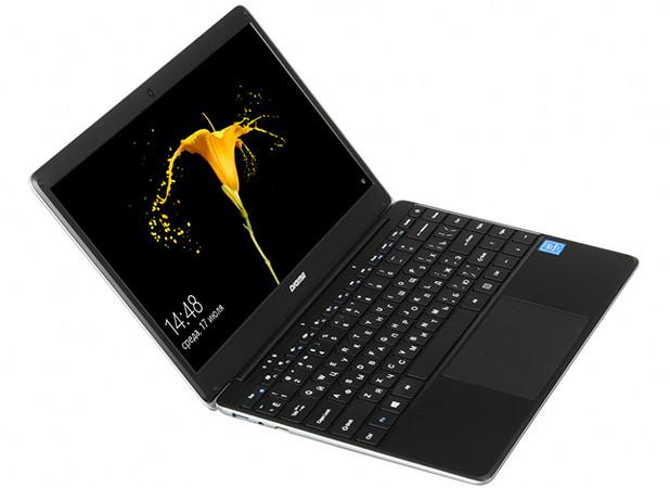Премьера: В России появился 13-дюймовый ноутбук с Full HD-экраном ценой менее 14 тысяч рублей
