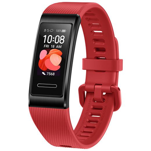 Премьера: Huawei привезла в Россию недорогой фитнес-браслет Band 4 Pro с пульсомером и GPS