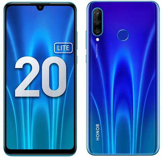 В Россию приехала новая версия недорогого смартфона Honor 20 Lite. Только сегодня ее можно купить со скидкой